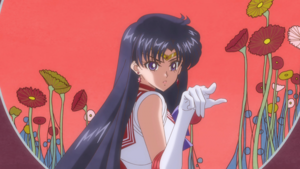 Sailor Moon Crystal: Sailor Mars