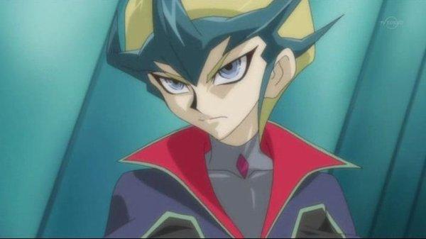 Yu gi oh zexal: Kite Tenjo