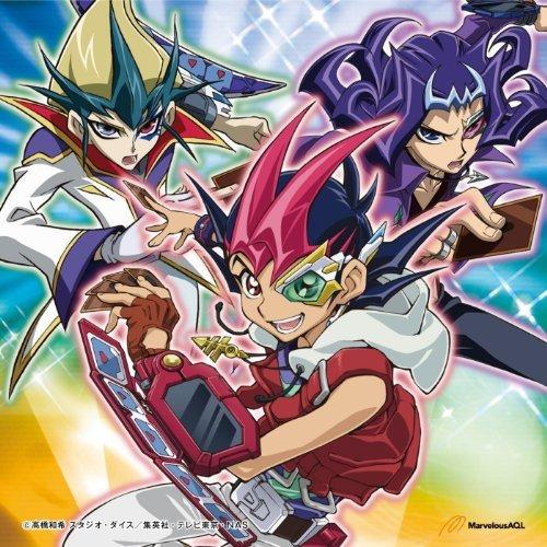 Yu gi oh zexal: Yuma, Shark et Kite