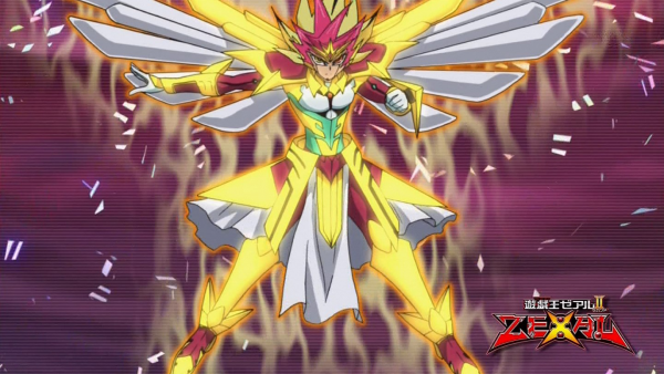 Yu gi oh zexal: Zexal transformation