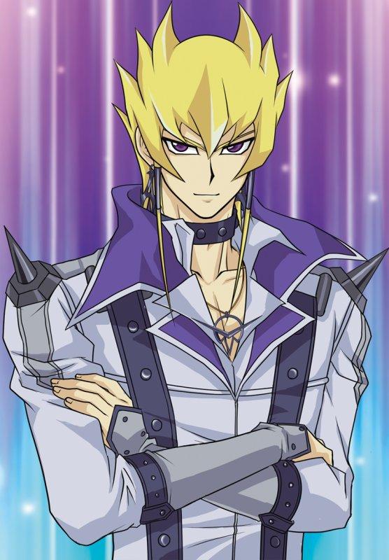Yu Gi Oh 5ds: Jack Atlas