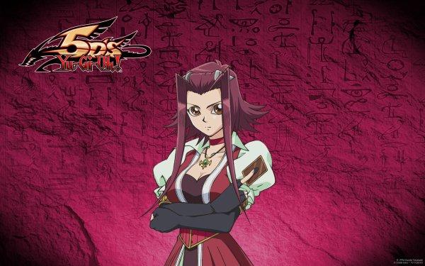 Yu gi oh 5ds: Izayoi Aki