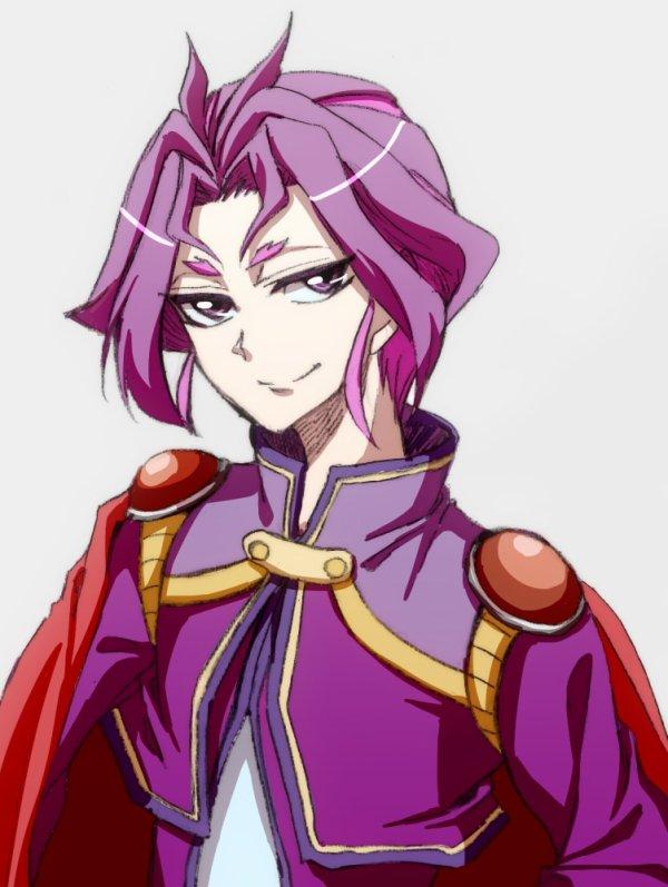 Yu Gi Oh arc V: Yuri