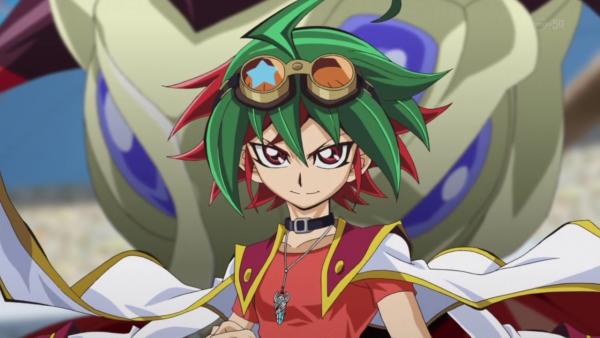 Yu Gi oh arc v: Yuya Sakaki