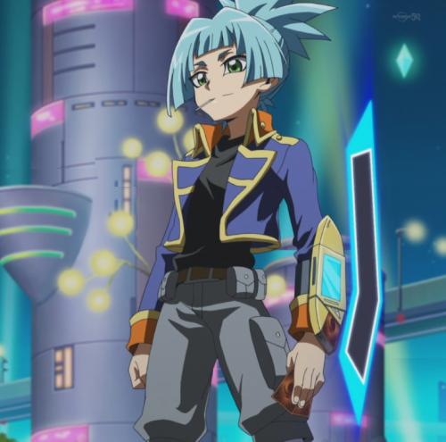 Yu Gi oh arc v: Sora Perse