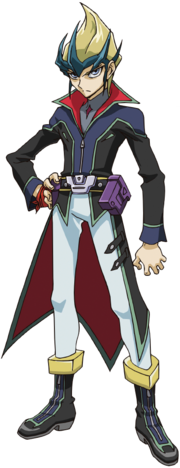 Yu gi oh arc v: Kite Tenjo