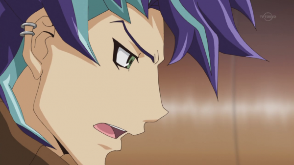 Yu gi oh arc v: Shinji