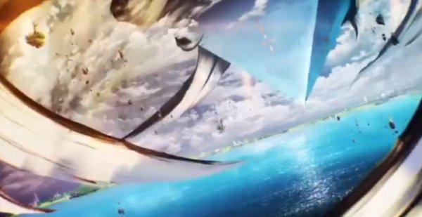 Sword Art Online II: Image opening 2 Escalibur partie 3