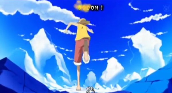 One piece: image opening 13 (7/9)