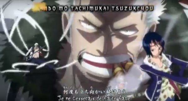 One piece: image opening 13 (8/9)