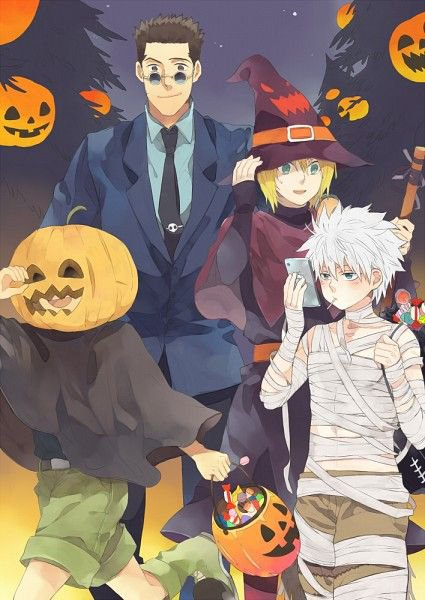 HunterXHunter: Happy Halloween 2016