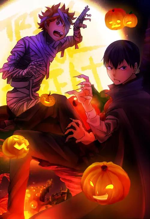Haikyu: Happy Halloween 2016