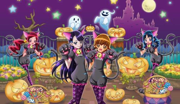 Precure: Happy Halloween 2016