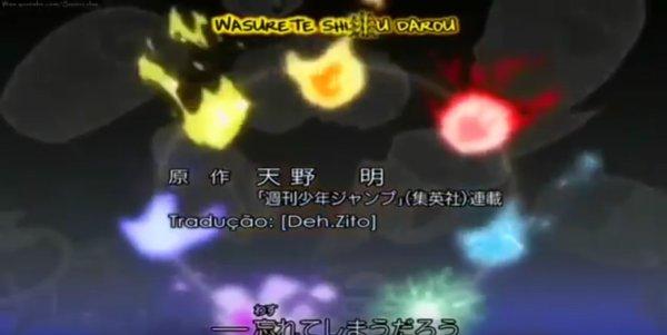 Katekyo Hitman Reborn: image opening 4 (1/7)