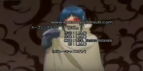 Katekyo Hitman Reborn: image opening 4 (6/7)