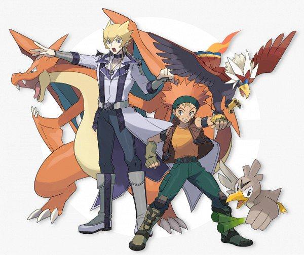yu gi oh 5d's: Jack et Crow pokémon