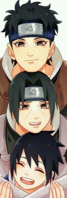 Naruto Shippuden: Shisui, Itachi et Sasuke