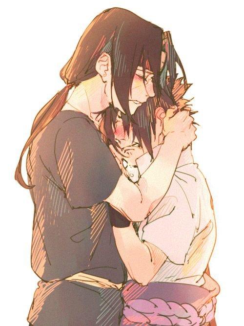 Naruto Shippuden: Sasuke et Itachi