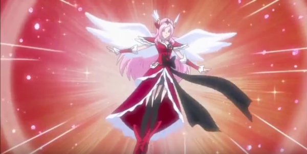 Fresh Precure: Cure angel