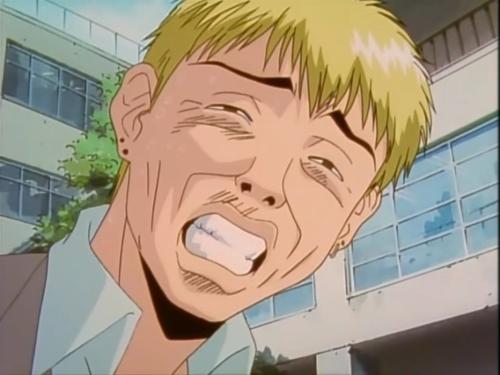 GTO:Les têtes chelous d'Onizuka