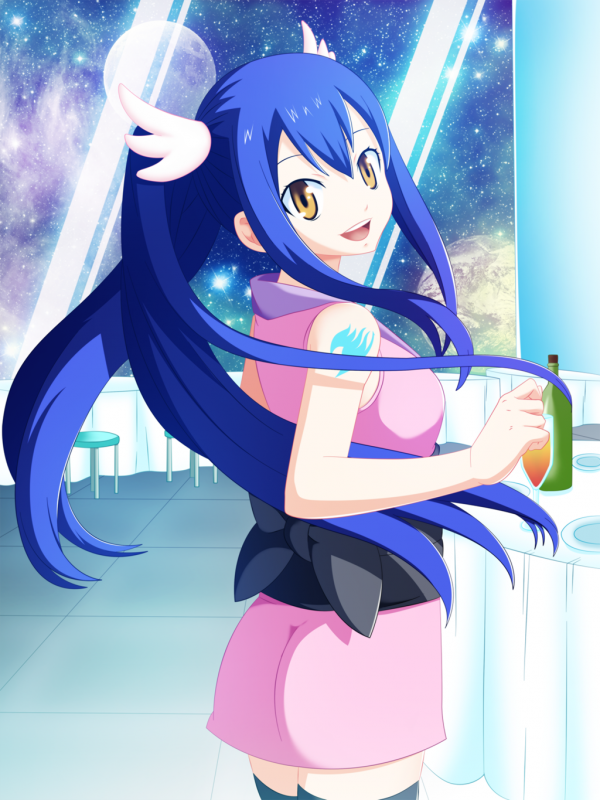 Fairy tail:Wendy Marvell