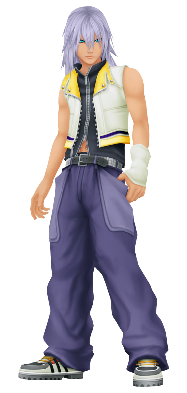 Kingdom Hearts:Riku