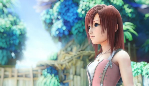 Kingdom Hearts: Kairi