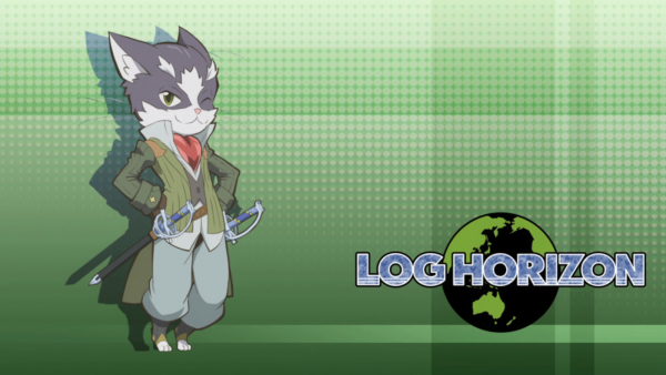 Log Horizon: Nyanta