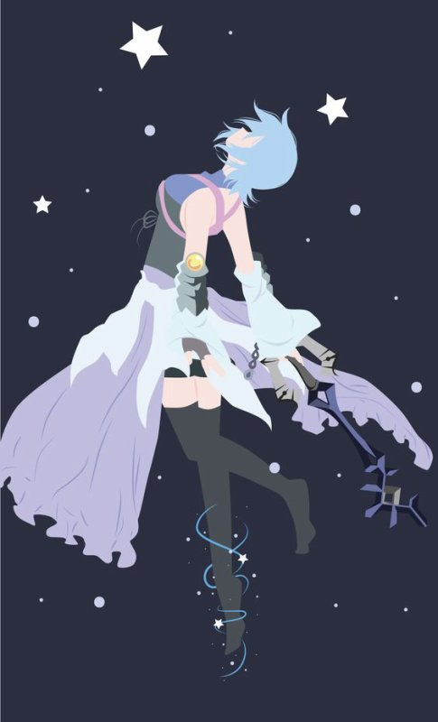 Kingdom Hearts: Aqua