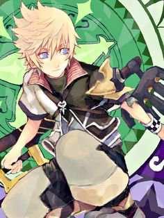 Kingdom Hearts:Ventus