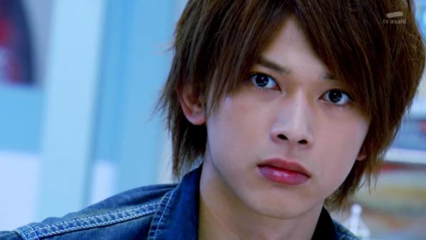 Kamen Rider Meteor: Ryusei Sakuta