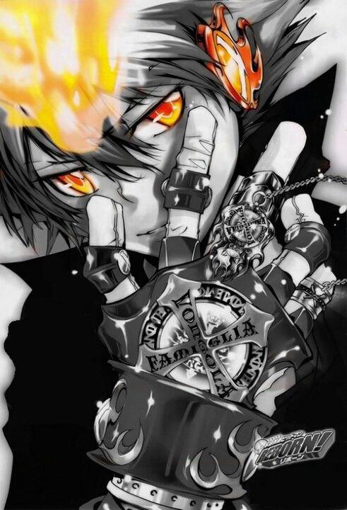 Katekyo Hitman Reborn: Tsuna Sawada