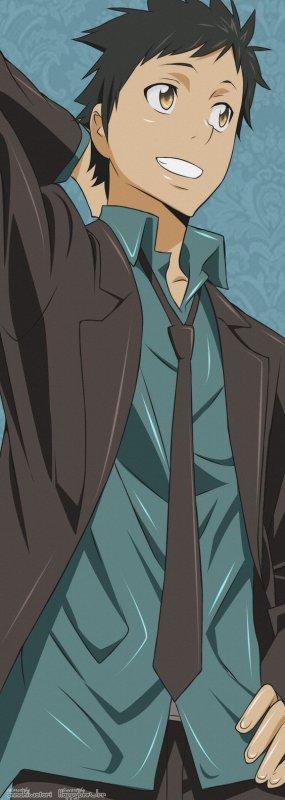 Katekyo Hitman Reborn: Yamamoto Takeshi
