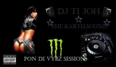 THE KARTEL SOUND / Pon Di Vybz Session-DEC 2011 (2011)