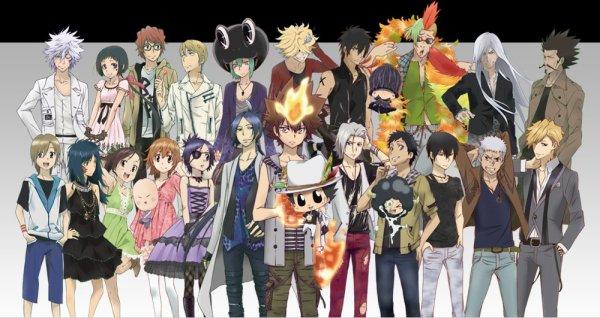 Presentation/infos sur le manga : Reborn
