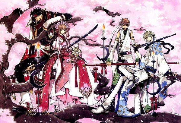Infos/Presentation sur le manga : Tsubasa Reservoir Chronicle