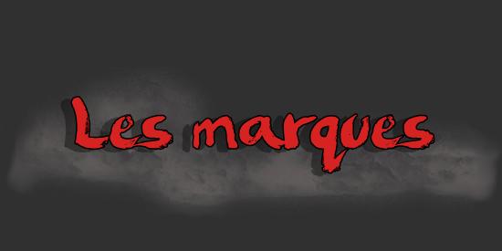 LES MARQUES