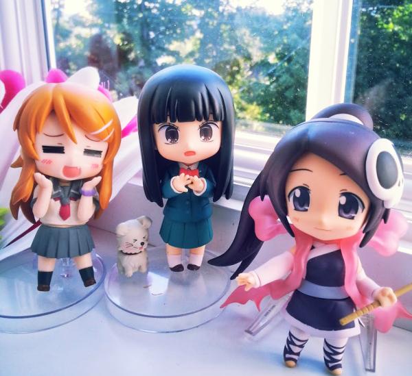 Mes figurine