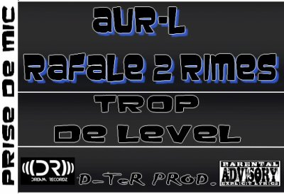 Prise 2 M.i.c / Trop De Level Feat Rafal 2 Rimes (2011)