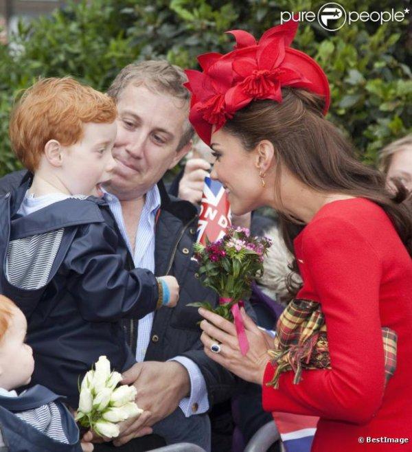 Kate pour le Jubilé de la Reine