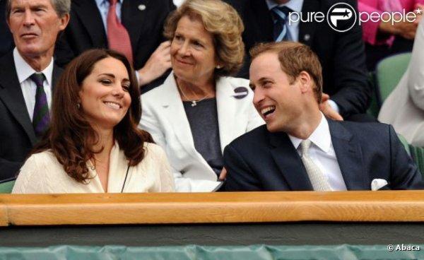 Kate à Wimbledon
