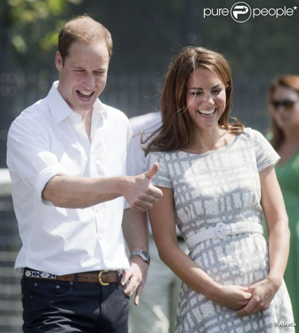 Kate : du sport avec William et Harry