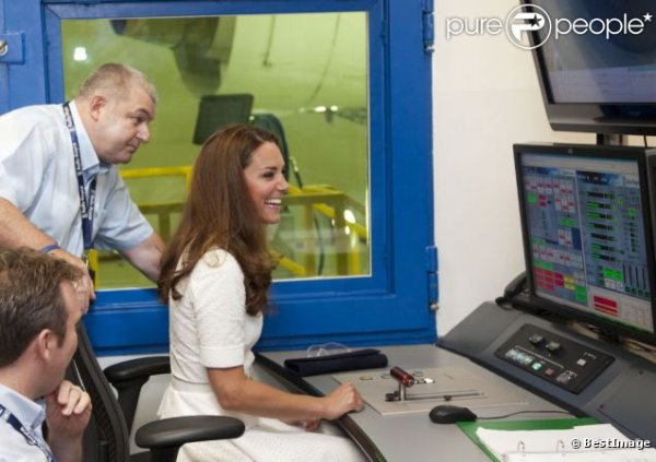 Kate et William : leur 2ème jour à Singapour (I)