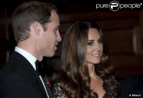 Kate et William pour les 600 ans de Saint Andrews
