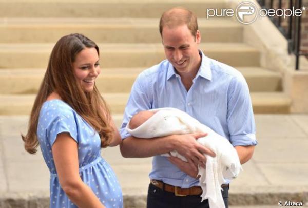 Naissance et Présentation du Royal Baby