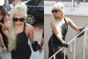 Lady Gaga Shopping At La Maison De Fashion