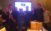 Lady Gaga Meets with The Backplane Staff