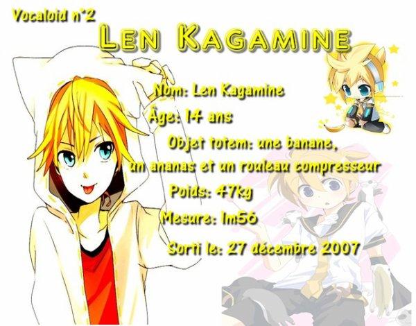 ♫ Len Kagamine ♫