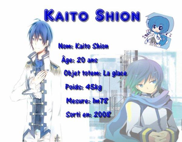 ♫ Kaito Shion ♫