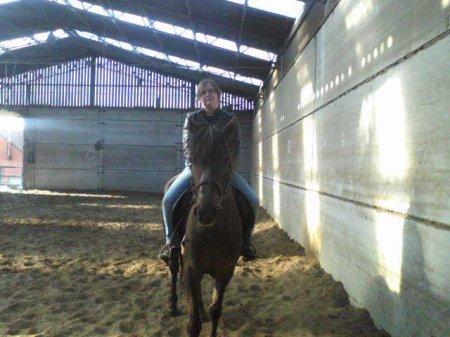 Mon cheval, ma seconde vie, mon souffle (l)